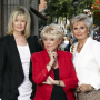 Julia Somerville, Gloria Hunniford and Angela Ripon