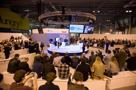 The HUB Theatre, Gadget Show Live