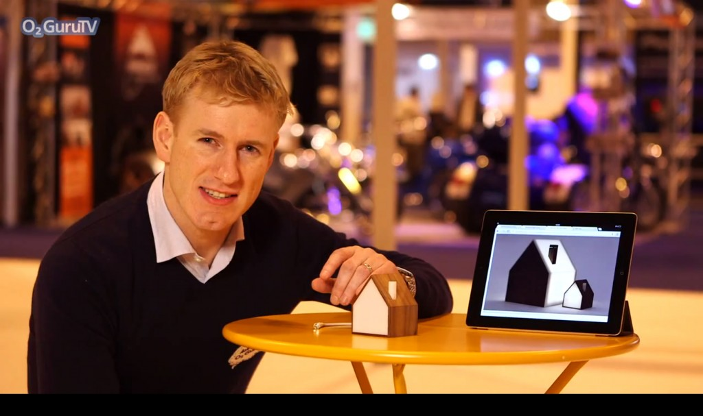 David McClelland and the Goodnight Lamp on O2 Guru TV Fast Forward