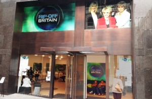 BBC Rip Off Britain Pop Up Shop Liverpool