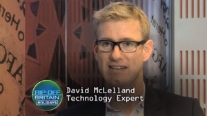 David McClelland, Technology Expert