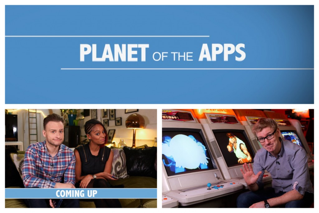 Planet of Apps with Adam Savage, Lucy Hedges and David McClelland