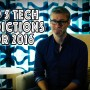 David McClelland's 2016 Tech Predictions