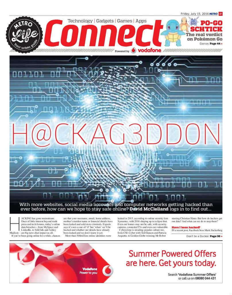 Hackageddon | The Metro