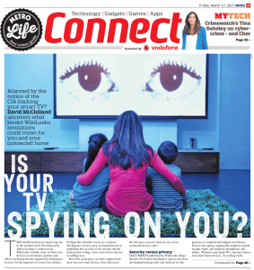 Is Your TV Spying On You?