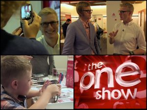 One Show - Toddlers and Tablets