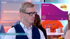 BBC Watchdog Nectar Card Fraud